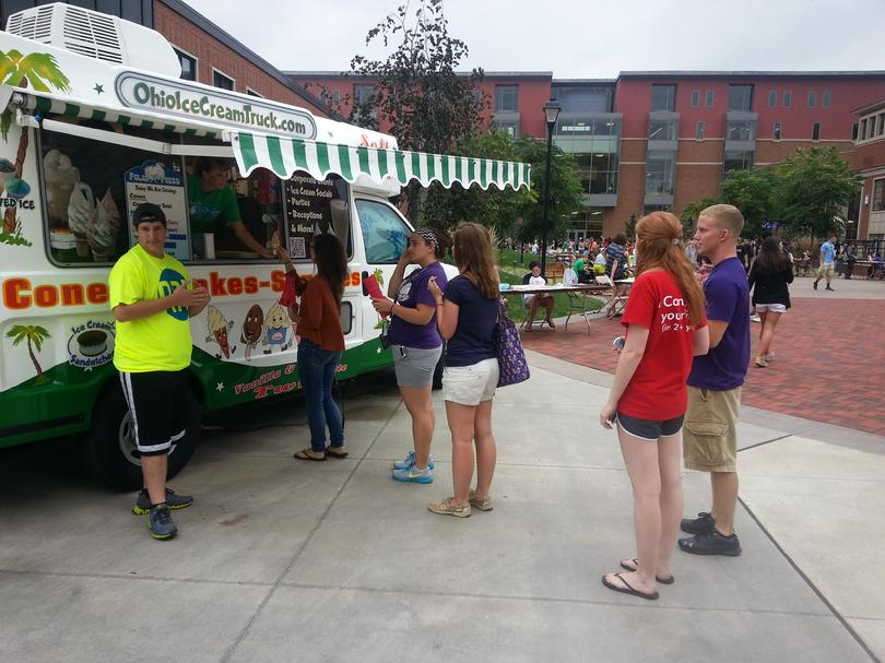 Solon ohio ice cream truck, Bedford Ohio ice cream truck, Parma Ohio ice cream truck, strongsville ohio ice cream truck